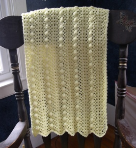 YellowPopcornBabyBlanket